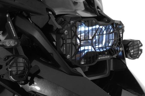 touratech protección acero inox para los faros bmw 1200gs lc