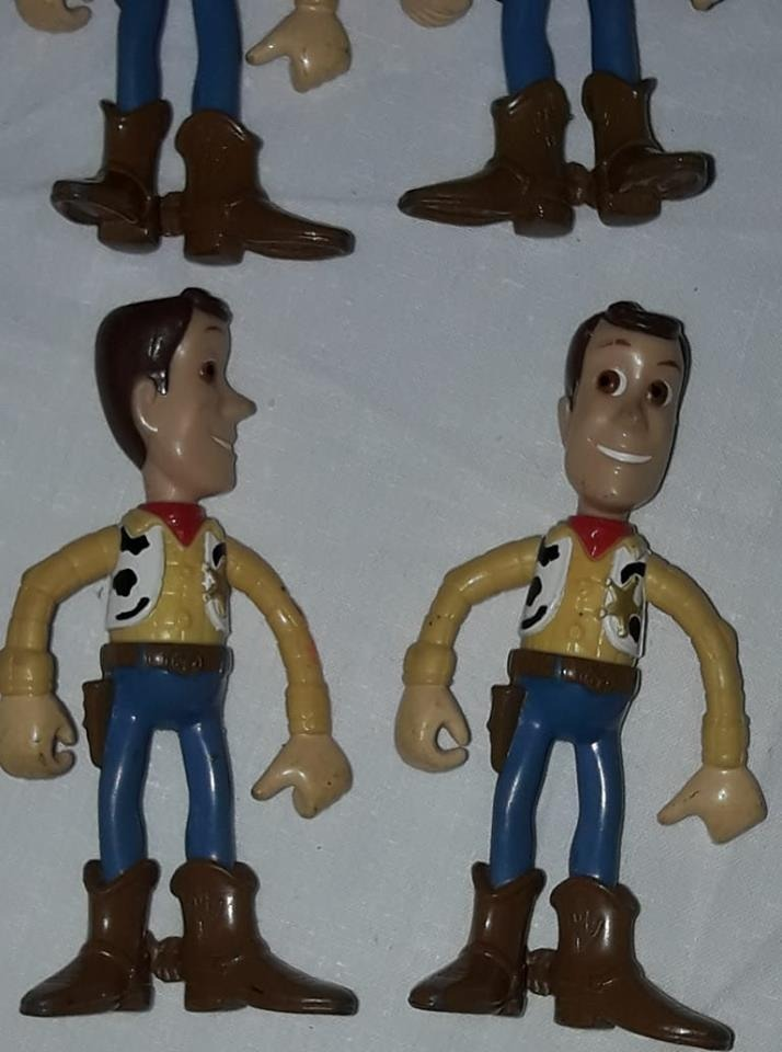 81a339fed21d8 toy story woody sin sombrero mc donalds año 2000. Cargando zoom.