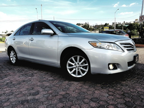 toyota camry 2011 xle l4 aa ee qc piel at remato