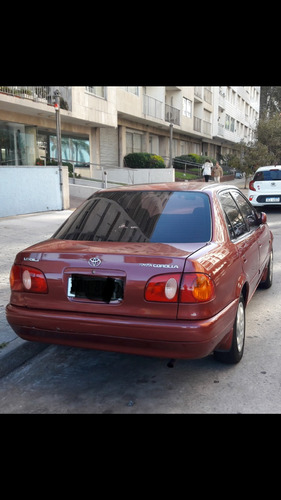 toyota corolla 1.6 automatico full 2 airbag abs impecable