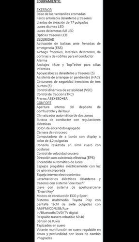 toyota corolla  automatico extra full vvt-i unico dueño  !!