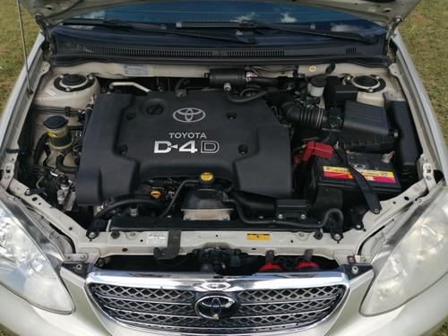 toyota corolla turbo diesel xe