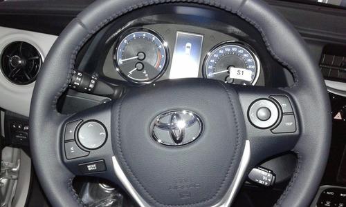 toyota corolla xei 1.8cc automático