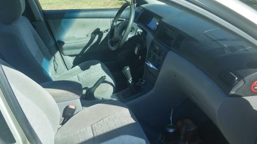 toyota corolla xei 2004  no taxi