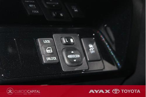 toyota etios xls automático 2018 gris plata 0km