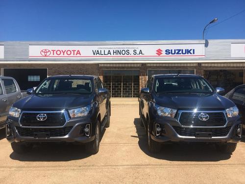 toyota hilux 2.4 diesel sr d/c precio leasing u$s 39.336
