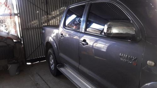 toyota hilux 3.0 tdi sr cab doble 4x2 doble airbag 2008
