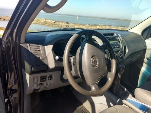 toyota hilux 3.0 tdi sr cab doble 4x2 doble airbag 2009