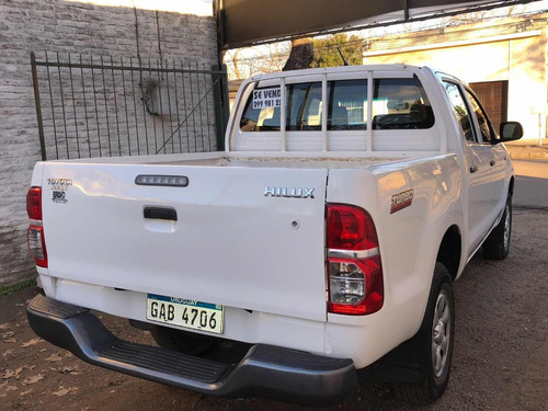toyota hilux dx service of