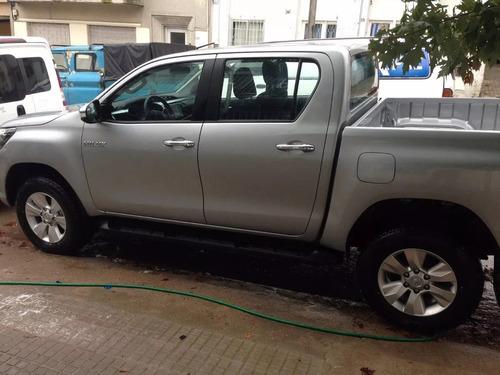 toyota hilux srv 4x2 diesel 2018. precio leasing u$s45074 !!