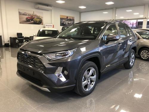 toyota rav 4 hybrid limited
