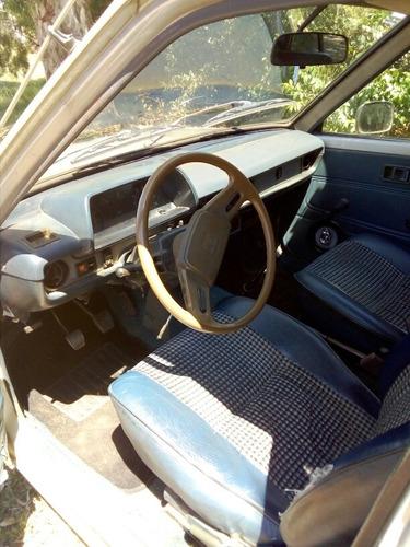 toyota starlet 1982 5ta 5 puertas