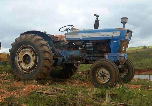 tractor agricola ford 5000 098473489