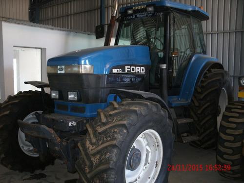 tractor agrícola usado ford 8970  240 hp  muy sano