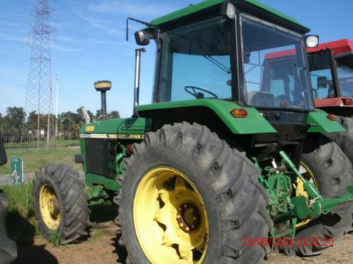 tractor agrícola usado john deere 3650