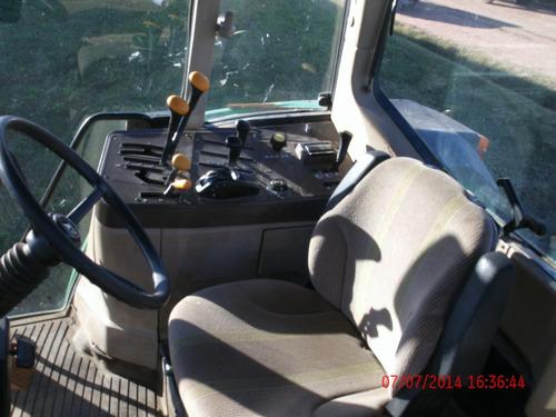 tractor agrícola usado john deere 6610