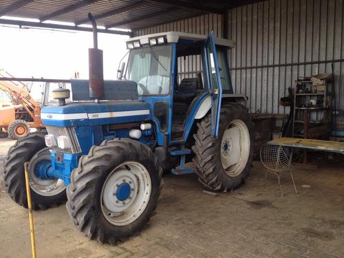tractor agrícola usado  massey férguson 698