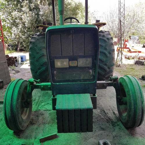 tractor bm maxter modelo 90.2 trabajando