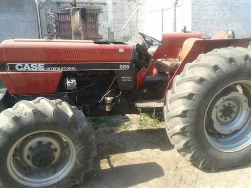 tractor case international 885/4, muy bueno.