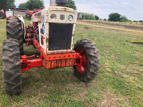 tractor con excentrica