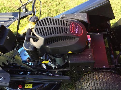tractor cortacesped equus motor loncin 61cm de corte
