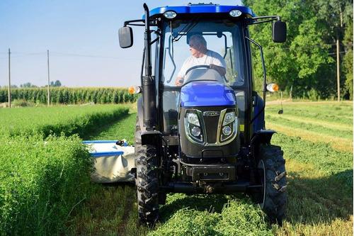tractor foton tb604 cabina y ac - nuevo