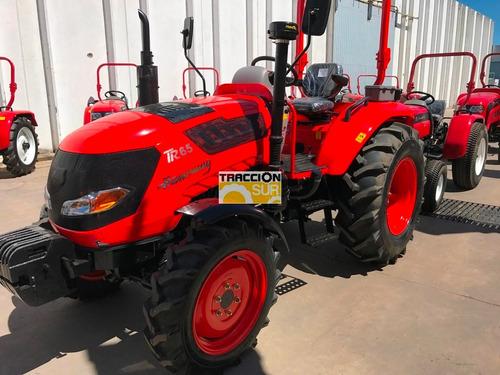tractor hanomag tr65 4x4 60 hp 3 ptos nuevo