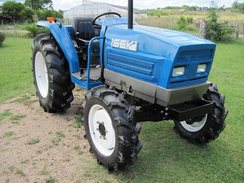 tractor iseki ta 337 4x4 con inversor de marcha