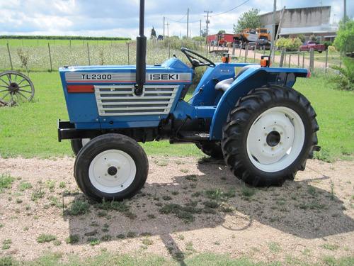 tractor iseki tl2300 4x2