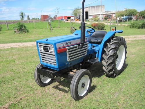 tractor iseki tl2500 4x2  !!!!!!