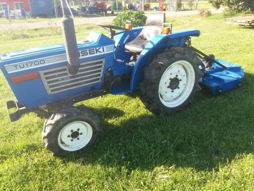 tractor  iseki tu 1700 4x4