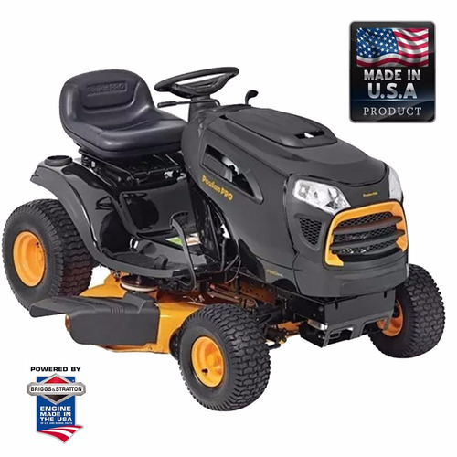 tractor jardin poulan 19hp 42¨made in usa nuevo oferta !!!