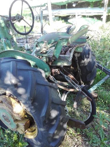 tractor john deere año 48