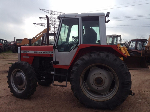 tractor massey férguson 698