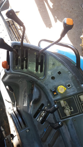 tractor new holland tm 120