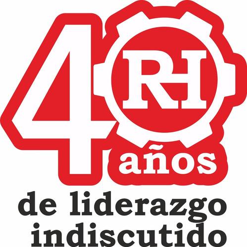 tractor roland h025 2wd (25hp, 3p, hidráulicos)
