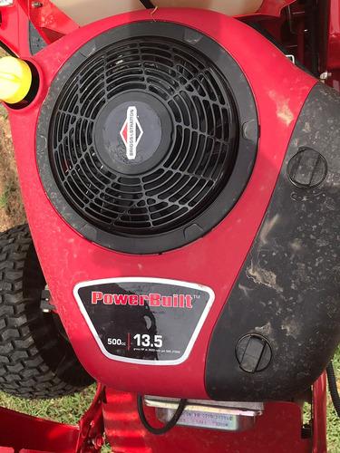 tractor troy bilt 13.5cc motor briggs&stratton y bordeadora