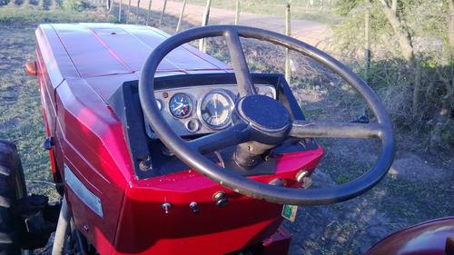 tractor universal 530 4 x 4. angosto . excelente estado!!!