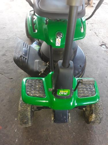 tractor weed eater con 6 horas de uso!!!!!!!!