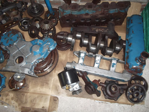 tractores ford 5000