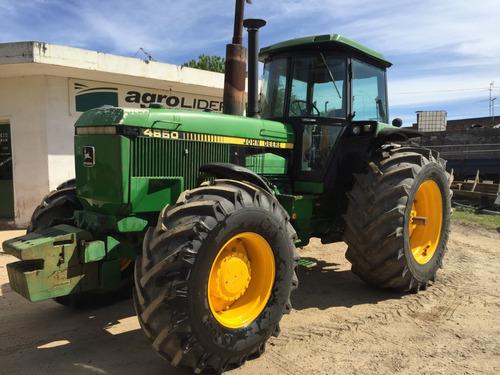 tractores john deere 4850