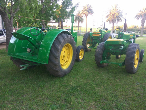 tractores john deere