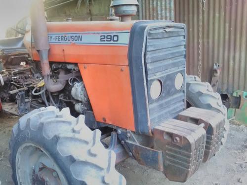 tractores massey ferguson 290 4x4