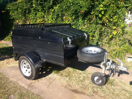 trailer con tapa lcts150