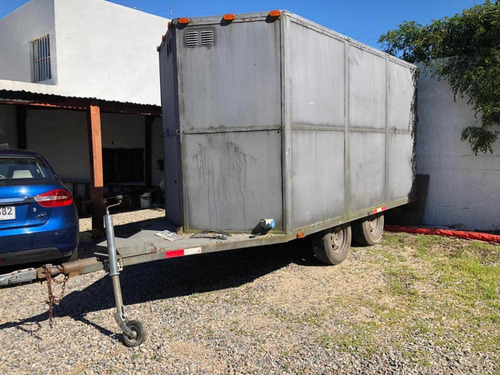trailer doble eje