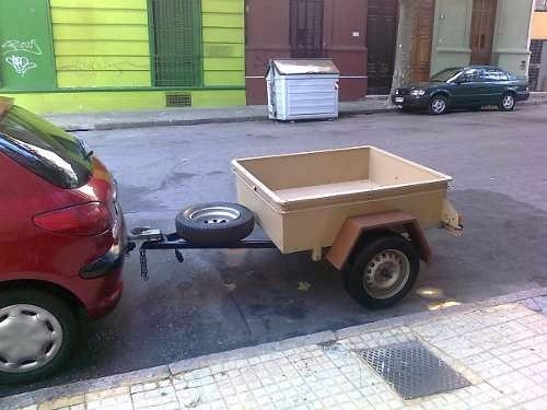 trailer ideal para autos.