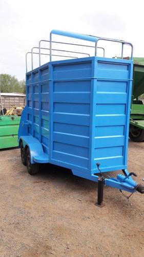 trailer para transporte de caballos