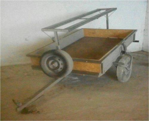 trailer r13 - 2.50 x 1.60 c/ auxiliar inst. elect - financio