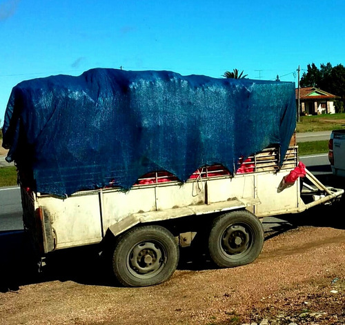 trailers 4 ruedas