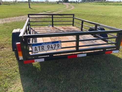 trailers 550kg